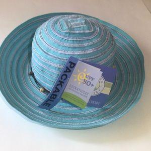 Wallaroo Packable Sun Hat